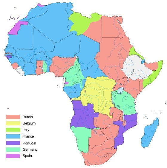 MAPS AFRIKA