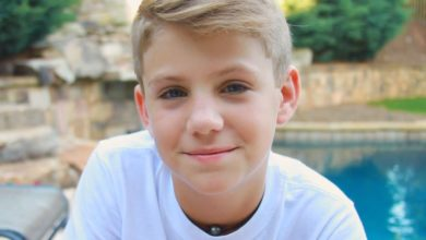 Photo of Matthew David Morris, MattyB, MattyBRaps