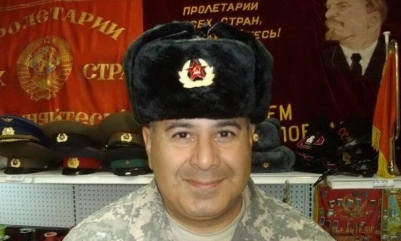 Sgt. Aaron Ramos
