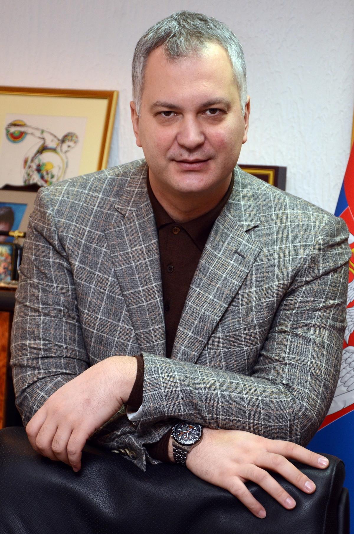Dragan Šutanovac - 2
